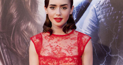 Lily Collins deemed 'dangerous search term', cue lesson in malware